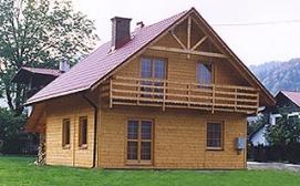 Domy Drewniane Domy Z Drewna Domki Rekreacyjne Domki